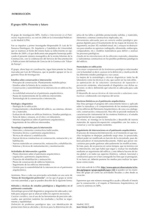 Informes. Especial 2012 - Preview 6