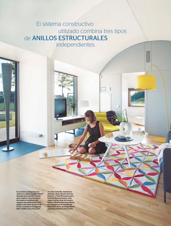 CASAVIVA #198 Noviembre 2013 La vivienda ECOLÓGICA - Preview 11