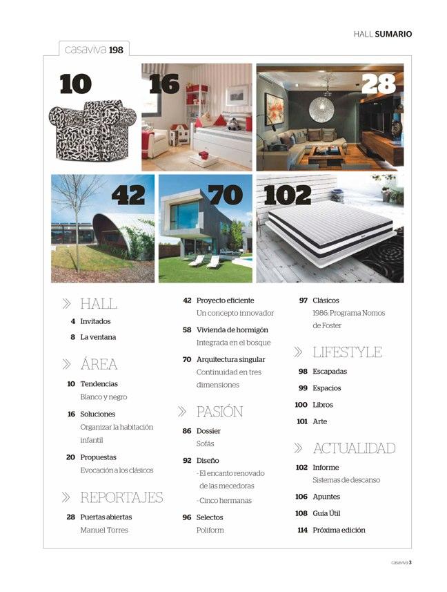 CASAVIVA #198 Noviembre 2013 La vivienda ECOLÓGICA - Preview 1
