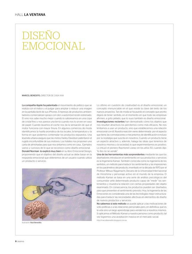 CASAVIVA #198 Noviembre 2013 La vivienda ECOLÓGICA - Preview 3