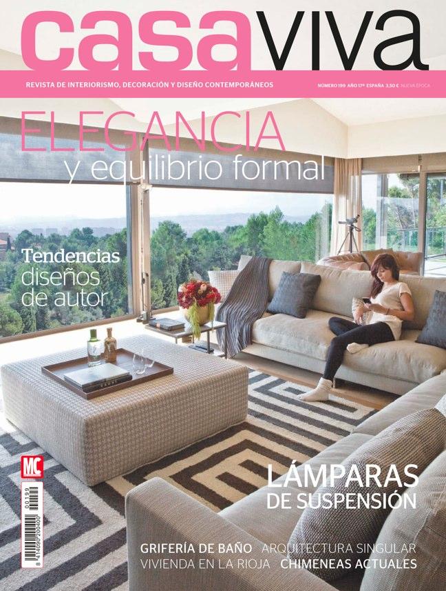 CASAVIVA #199 Diciembre 2013 ELEGANCIA y equilibrio formal