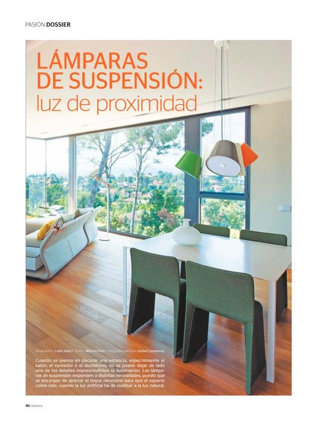 CASAVIVA #199 Diciembre 2013 ELEGANCIA y equilibrio formal - Preview 22