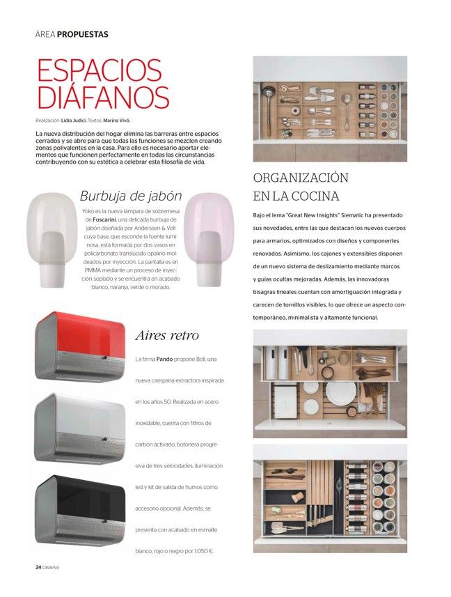 CASAVIVA #199 Diciembre 2013 ELEGANCIA y equilibrio formal - Preview 6