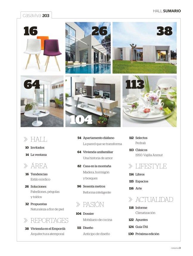 CasaViva #203 SOLUCIONES inteligentes para vivir - Preview 1