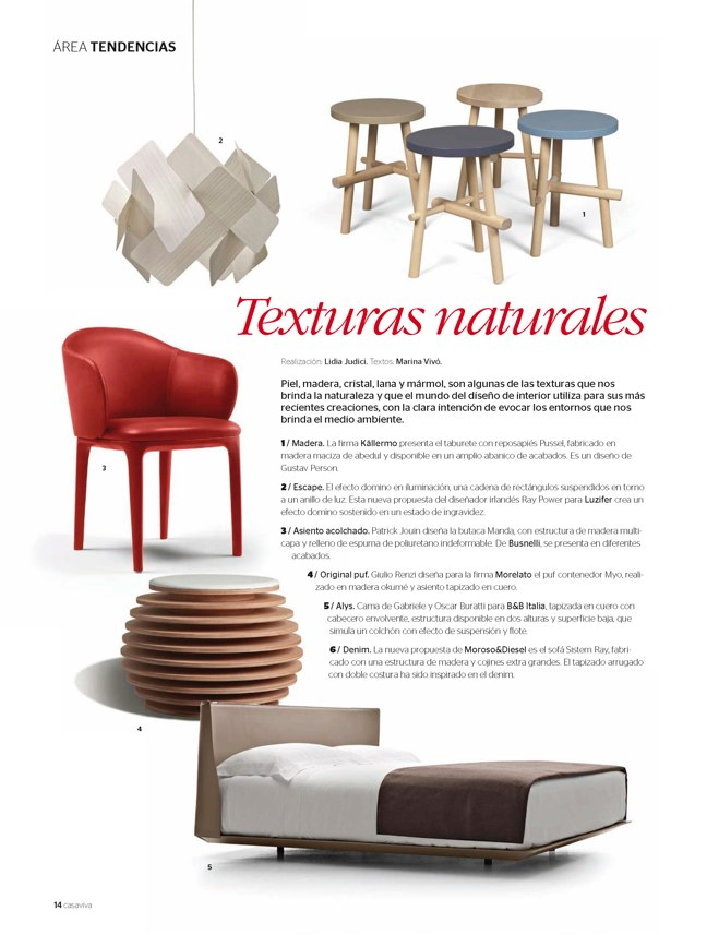 CasaViva #204 TEXTURAS naturales para decorar - Preview 2