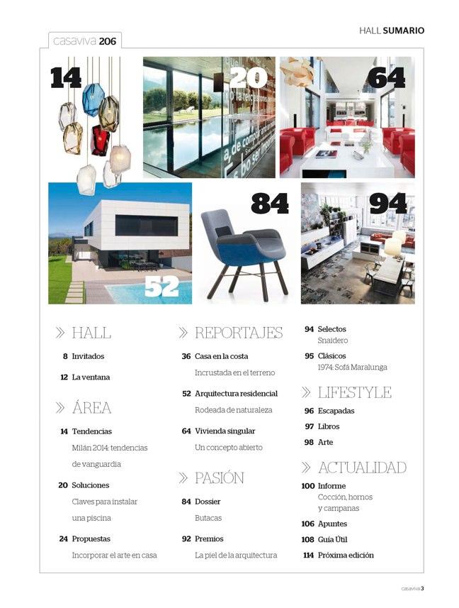 CasaViva #206 Un concepto de diseño abierto - Preview 1