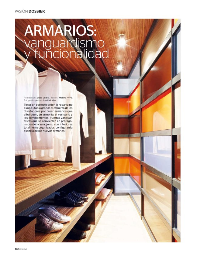 Revista CasaViva 207 Nuevos criterios decorativos - Preview 20