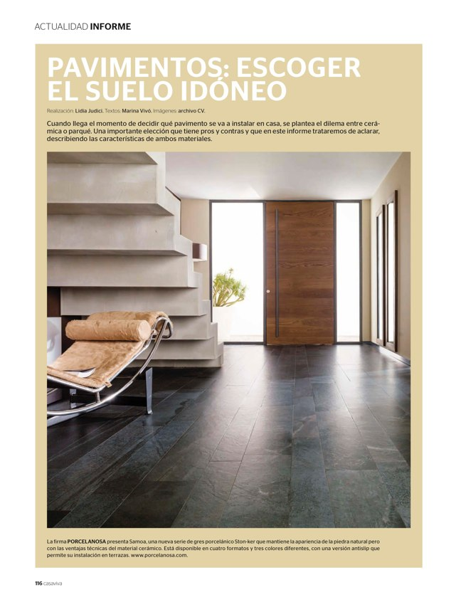 Revista CasaViva 207 Nuevos criterios decorativos - Preview 23