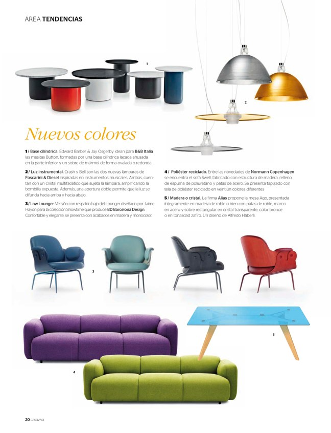 Revista CasaViva 207 Nuevos criterios decorativos - Preview 3