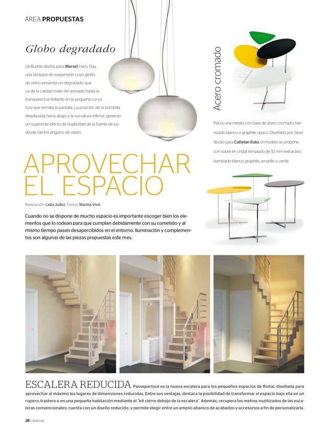 Revista CasaViva 207 Nuevos criterios decorativos - Preview 5