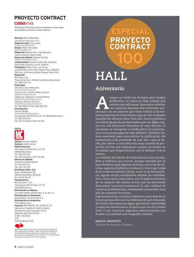 PROYECTO CONTRACT #100 I Diciembre 2013 -casaviva- - Preview 2