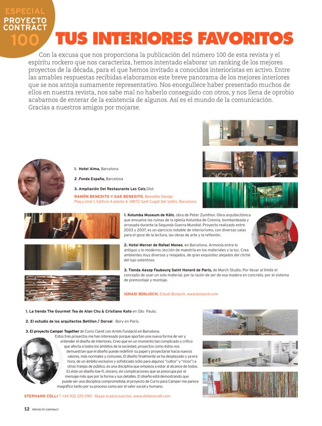 PROYECTO CONTRACT #100 I Diciembre 2013 -casaviva- - Preview 4