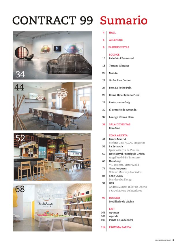 PROYECTO CONTRACT #99 I Noviembre 2013 -casaviva- - Preview 1