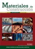 Materiales de Construcción 312 I CSIC