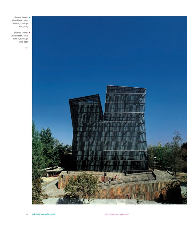 ORIS 100 MAGAZINE FOR ARCHITECTURE AND CULTURE OF LIVING - Preview 9
