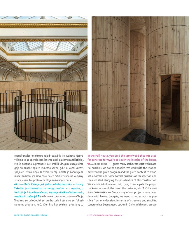 ORIS 101 MAGAZINE FOR ARCHITECTURE AND CULTURE OF LIVING - Preview 5