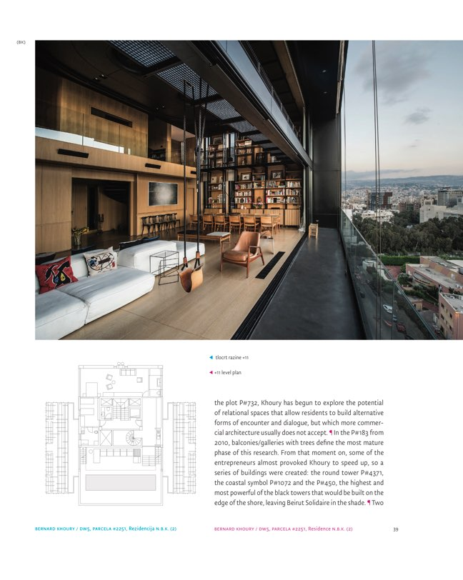 ORIS 101 MAGAZINE FOR ARCHITECTURE AND CULTURE OF LIVING - Preview 8