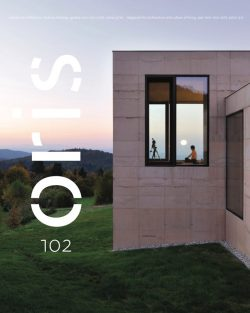 ORIS 102 MAGAZINE FOR ARCHITECTURE AND CULTURE OF LIVING