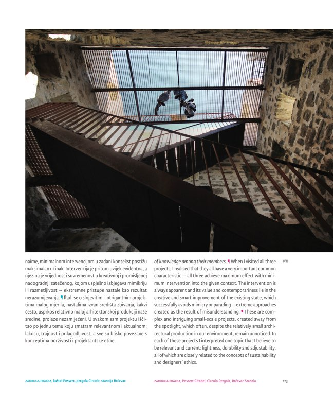 ORIS 103 MAGAZINE FOR ARCHITECTURE AND CULTURE OF LIVING - Preview 12