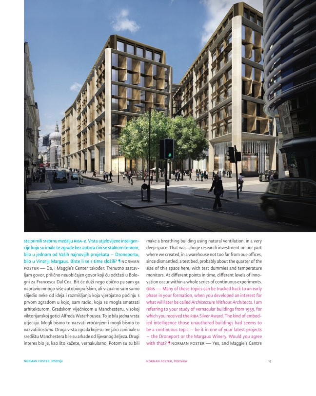 ORIS 103 MAGAZINE FOR ARCHITECTURE AND CULTURE OF LIVING - Preview 6