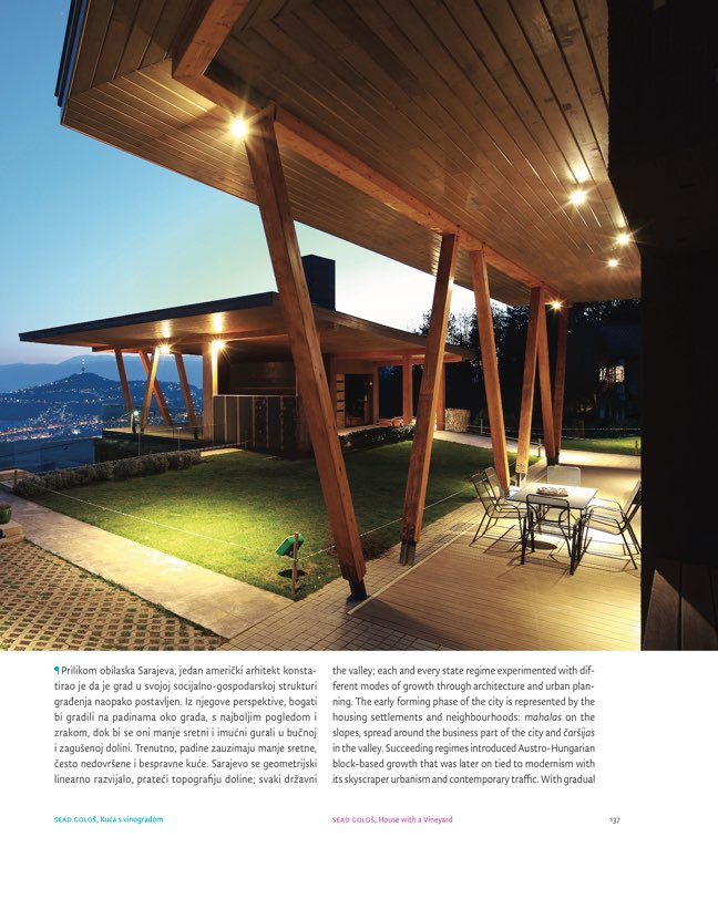 ORIS 105 MAGAZINE FOR ARCHITECTURE AND CULTURE OF LIVING - Preview 14