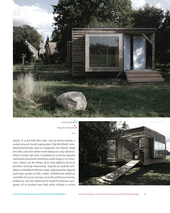 ORIS 105 MAGAZINE FOR ARCHITECTURE AND CULTURE OF LIVING - Preview 9