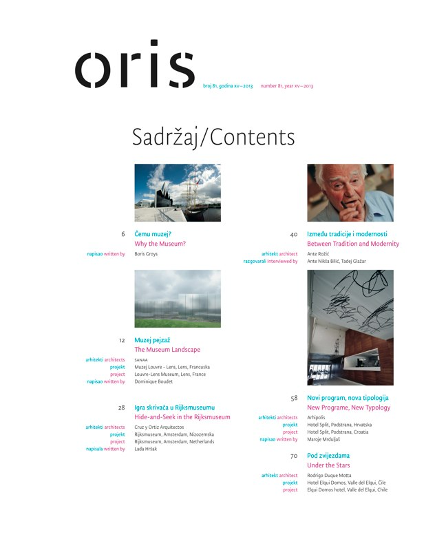 ORIS MAGAZINE 81 - Preview 1