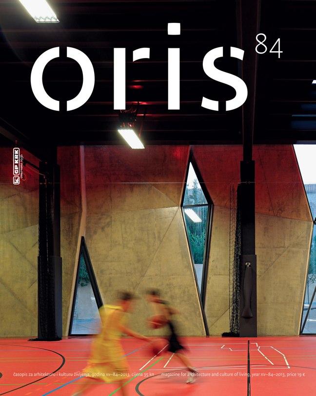 ORIS MAGAZINE 84