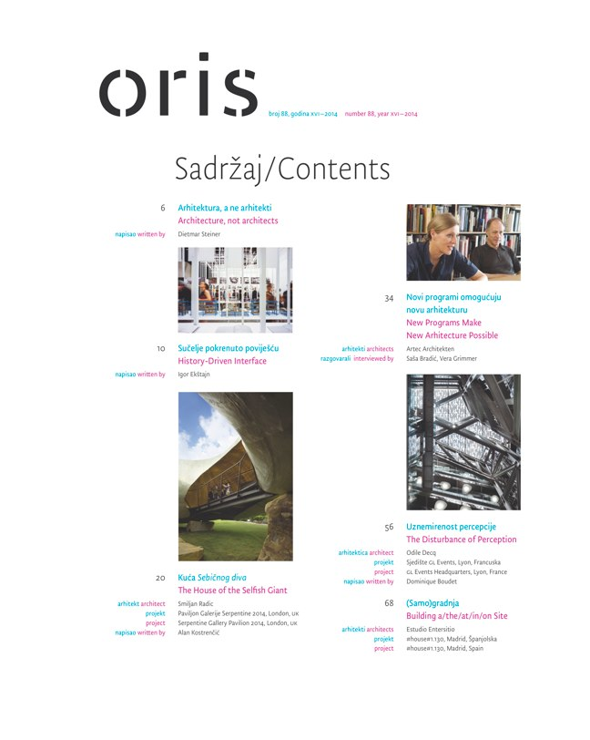 ORIS MAGAZINE 88 - Preview 1