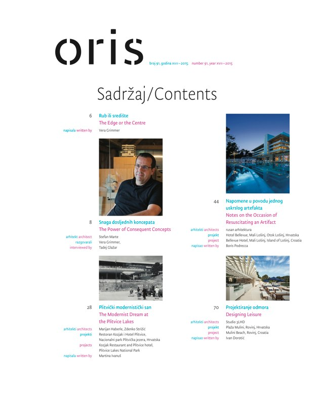 ORIS MAGAZINE 91 - Preview 1