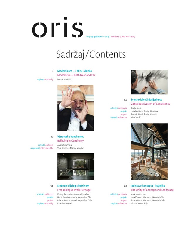 ORIS MAGAZINE 94 - Preview 1