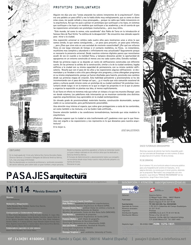 Pasajes 114 - Preview 1