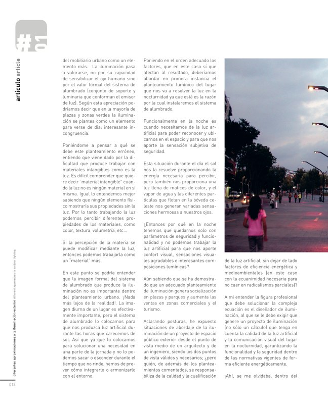 paisea 013 LA NOCHE / BY NIGHT - Preview 6