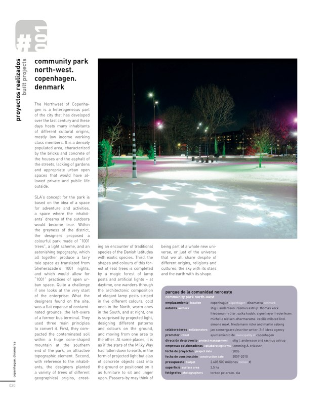 paisea 013 LA NOCHE / BY NIGHT - Preview 8