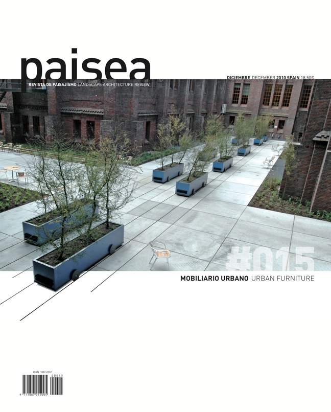 paisea 015 MOBILIARIO URBANO / URBAN FURNITURE