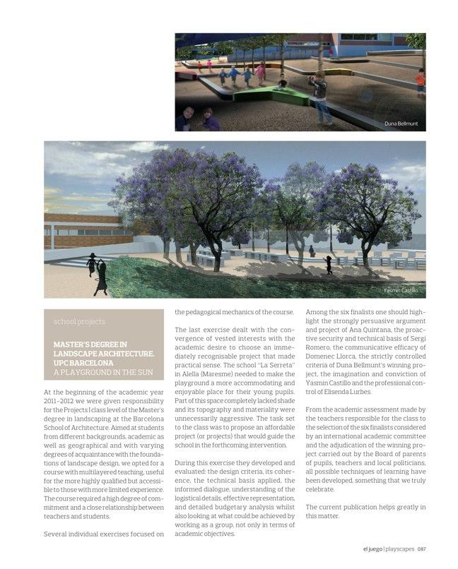 paisea 022 PLAYSCAPES I EL JUEGO - Preview 17