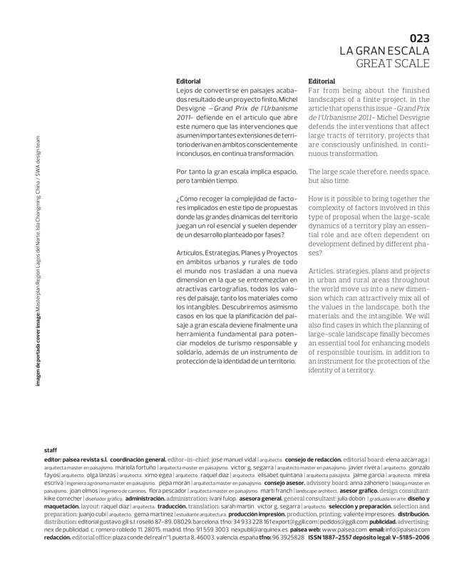 paisea 023 GREAT SCALE – LA GRAN ESCALA - Preview 1