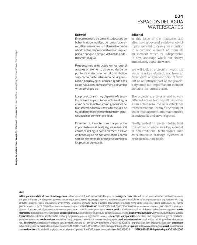paisea 024 WATERSCAPES – ESPACIOS DEL AGUA - Preview 1