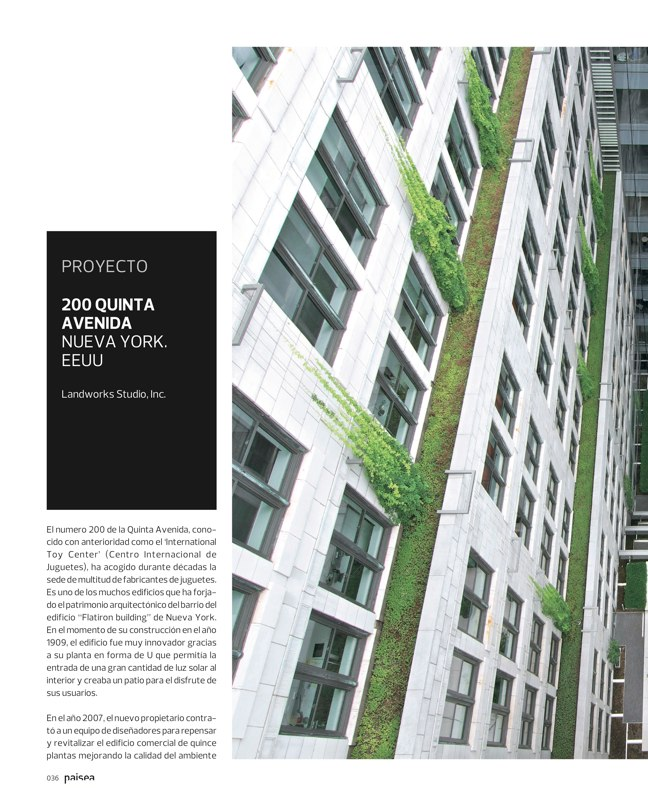 paisea 025 GREEN ROOF – LA CUBIERTA VEGETAL - Preview 12