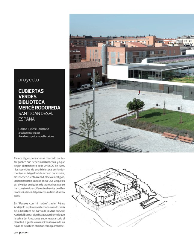 paisea 025 GREEN ROOF – LA CUBIERTA VEGETAL - Preview 16