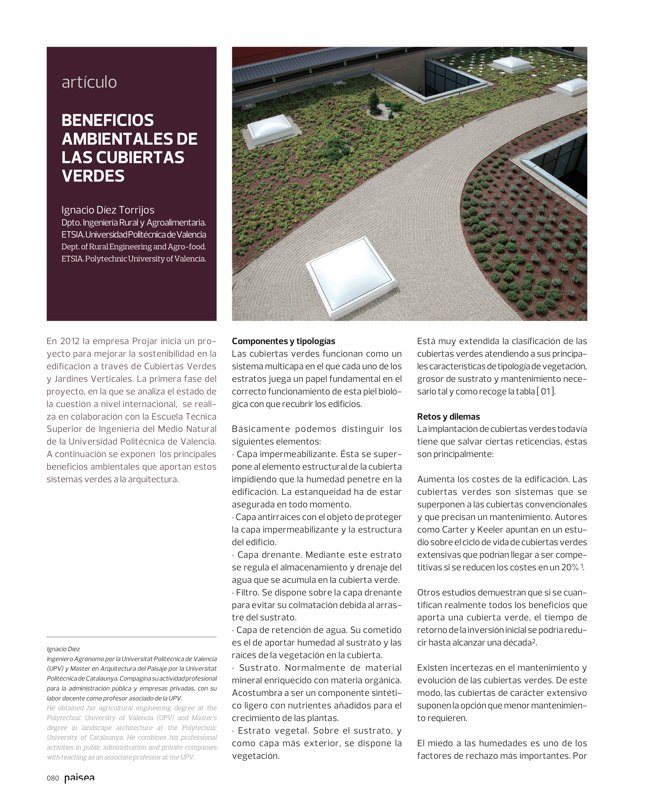 paisea 025 GREEN ROOF – LA CUBIERTA VEGETAL - Preview 24