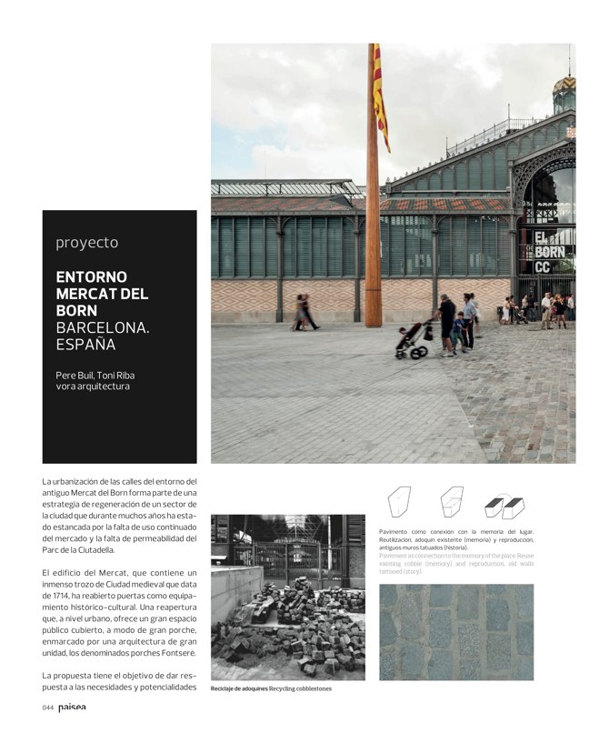 paisea 029 ESPACIO PEATONAL · PEDESTRIAN SCAPES - Preview 17