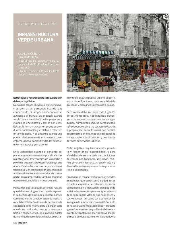paisea 029 ESPACIO PEATONAL · PEDESTRIAN SCAPES - Preview 40