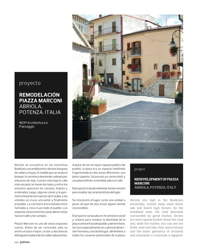 paisea 029 ESPACIO PEATONAL · PEDESTRIAN SCAPES - Preview 8
