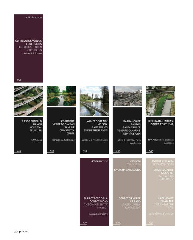 paisea 030 GREEN CORRIDORS - Preview 1