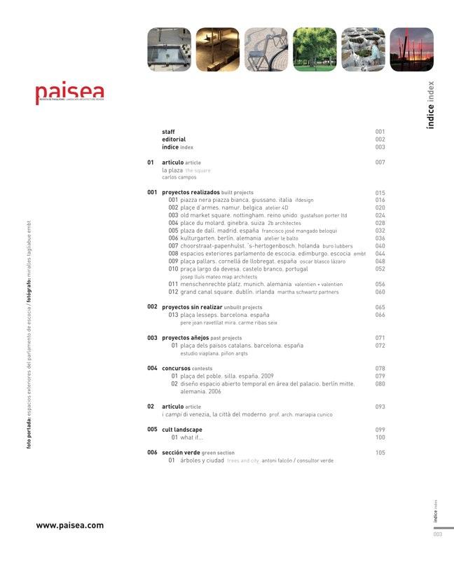 paisea 09 LA PLAZA / PUBLIC SQUARE - Preview 2