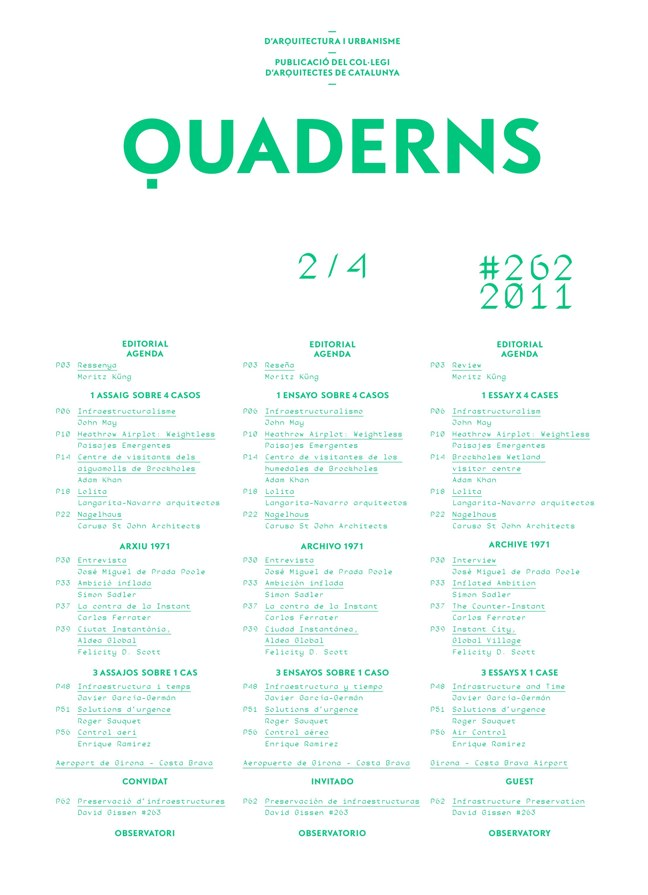 Quaderns 262 - Preview 1