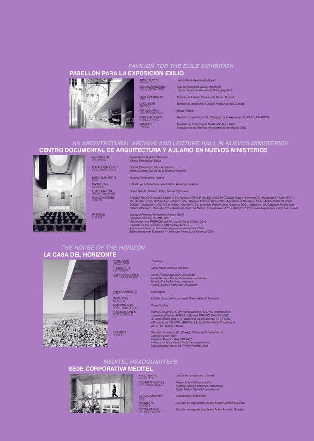 AA40 I Arquitecturas de Autor JESUS APARICIO - Preview 3