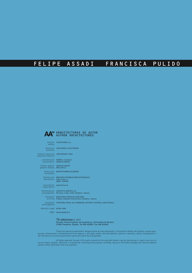 AA42 I FELIPE ASSADI & FRANCISCA PULIDO - Preview 1