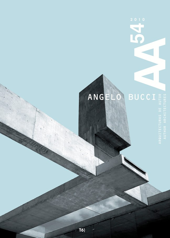 AA54 Arquitecturas de Autor ANGELO BUCCI